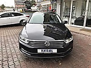 0 KM.DE 2020 ÇKŞ PASSAT 2.0 TDI BMT HİGHLİNE HAFIZA SUNROOF HYLT Volkswagen Passat 2.0 TDI BlueMotion Highline