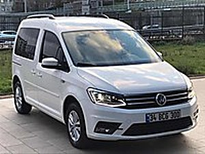 2018 MODEL CADDY OTOMOTİK EXCLUSİVE FULL FUL 15DK KREDİ İMKANI Volkswagen Caddy 2.0 TDI Exclusive
