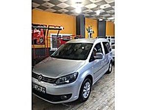 BOYASIZ HATASIZ OTOMATİK Volkswagen Caddy 1.6 TDI Comfortline