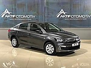 A K T İ F 2019 C-ELYSEE 1.2 PURETECH SADECE 1.500 KM SIFIR GİBİ. Citroën C-Elysée 1.2 Live