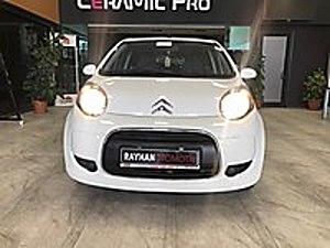 RAYHAN OTOMOTİVDE CİTROEN C1 OTOMATİK Citroën C1 1.0 SX Sensodrive