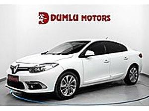 DUMLU MOTORS 2015 FLUENCE YENİ KASA 1.5 DCİ İCON CEK SENET VADE Renault Fluence 1.5 dCi Icon