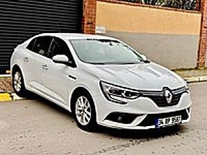 2016 YENİ KASA ORJİNAL 80 BİN KM GARANTİLİ 1.5 DCİ EDC TOUCH Renault Megane 1.5 dCi Touch