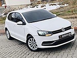 2015 MODEL POLO PIRIL PIRIL AİLE ARACI TERTERMİZ Volkswagen Polo 1.4 TDI Comfortline