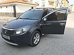 2012 DACIA SANDERO 1.5 DCI STEPWAY HATASIZ BOYASIZ Dacia Sandero 1.5 dCi Stepway