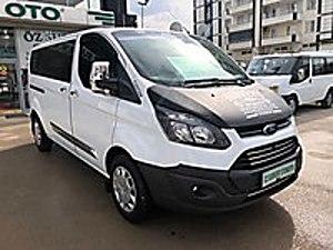 Öz Surkent Oto dan 2017 330 L Uzun Klimalı  18 Kdv li 35.180 Km Ford Transit Custom 330 L Trend
