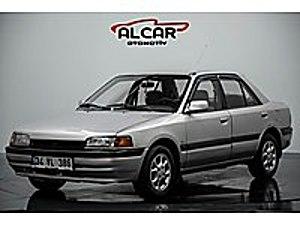 1997 MODEL MAZDA 323 SEDAN MANEUL 1.6 LPG  Lİ MASRAFSIZ Mazda 323 1.6 GLX