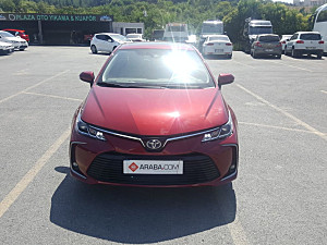 2019 Toyota Corolla 1.8 Hybrid Dream - 57700 KM