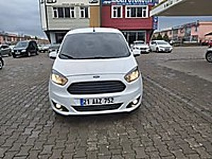 FORD TOURNEO COURİER DELUXE Ford Tourneo Courier 1.5 TDCi Delux