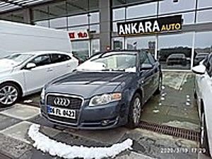 ANKARA AUTO dan Yeni kasa Dizel otomatik. Audi A4 A4 Sedan 2.0 TDI