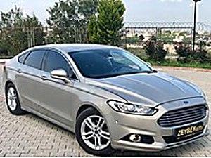YOĞUN İLGİYE TEŞEKKÜR EDERİZ KAPORASI ALINMIŞTIR Ford Mondeo 1.5 Ecoboost Titanium