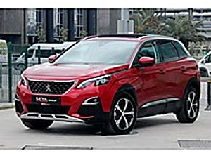 PEUGEOT 3008 1.5 BlueHDI EAT8 START STOP HATASIZ-BOYASIZ Peugeot 3008 1.5 BlueHDi Allure Selection
