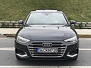 2019 MODEL AUDİ A4 40 TDI ADVANCED S-TRONİC 190 HP - 1900 KM Audi A4 A4 Sedan 2.0 TDI Advanced