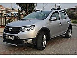 İPEK OTOMOTİV GÜVENCESİYLE 2016 Sandero1.5 dCi Stepway Dacia Sandero 1.5 dCi Stepway