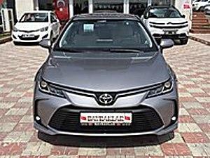 BAYRAKLAR DAN 2020 TOYOTA COROLLA 1.6 DREAM   0  KM ADETLİ Toyota Corolla 1.6 Dream