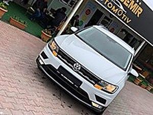 VELİ DEMİR DEN 2017 122000 KM TIGUAN COMFORTLİNE 1.6 MANUEL Volkswagen Tiguan 1.6 TDI Comfortline