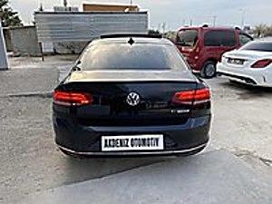 2016 PASSAT 1.6 DTİ CONFORT DSG C TAVAN İÇİ BEJ 18 HİGLAN JANT Volkswagen Passat 1.6 TDI BlueMotion Comfortline
