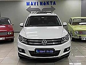 MAVİ NOKTA MOTORS 2014 VOLKSWAGEN TIGUAN SPORT STYLE 4X4 CAMTVN Volkswagen Tiguan 2.0 TDI Sport Style
