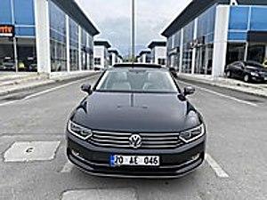 YALI OTOMOTİVDEN 2019 CAM TAVAN DİZEL OTOMATİK 3.500 KM Volkswagen Passat 1.6 TDI BlueMotion Comfortline