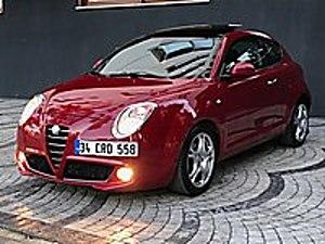 2013 ALFA ROMEO MİTO 1.3 JTDİ 95 HP CAM TAVANLI Alfa Romeo MiTo 1.3 JTD City