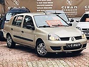 2007 CLIO SYMBOL 1.5 DCI 80 PS ORJİNAL KUSURSUZ Renault Clio 1.5 dCi Alize