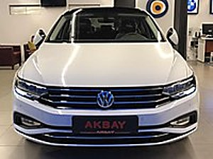 2020   400 kmde CAM TAVAN APP CONNECT LED FAR Volkswagen Passat 1.5 TSI  Business
