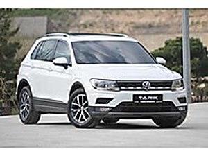 2019 1.6 TDI COMFORTLİNE HATASIZ BÜYÜK EKRAN Volkswagen Tiguan 1.6 TDI Comfortline