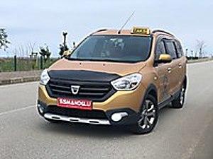 ŞİŞMANOĞLU OTOMOTİV DEN 2017 LOGY 7 KİŞİ 110 HP 6 İLERİ TAKSİ. Dacia Lodgy 1.5 dCi Stepway