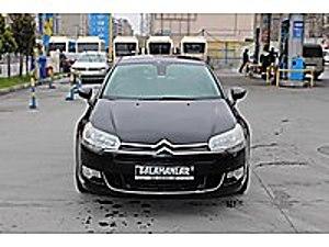 BİZ HERKESİ ARABA SAHİBİ YAPIYORUZ ANINDA KREDI   SENETLİ SATIŞ Citroën C5 1.6 HDi SX PK