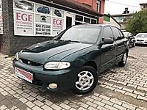 EGE OTOMOTİVDEN 1998 HYUNDAI ACCENT 1.3 LS BENZİNLİ Hyundai Accent 1.3 LS