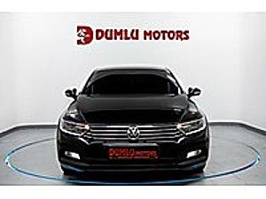 DUMLU MOTORS 2017 YENİ KASA PASSAT DSG HATASIZ VADE CEK SENET Volkswagen Passat 1.4 TSI BlueMotion Trendline
