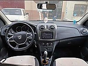 2017 MODEL DACİA 1.5 dCİ SANDERO STEPWAY 50.000 KM DE Dacia Sandero 1.5 dCi Stepway