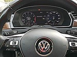 Aracımız Opsiyonlanmıştır. Volkswagen Passat 1.4 TSI BlueMotion Highline