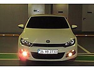 SEZER MOTORS DAN 2010 WV SCİROCCO DSG OTOMATİK VİTES Lİ Volkswagen Scirocco 1.4 TSI Sportline