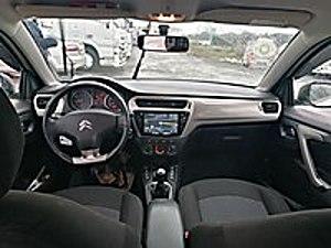 BİLGİN-MOTORS  2015 C-ELYSEE EXCLUSİE 82BİNKM DOUBLE EKRAN NAV  Citroën C-Elysée 1.6 HDi  Exclusive
