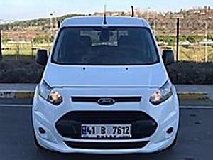 POLAT TAN 2016 MODEL CONNECT 1.6 TDCİ DELÜX 4 CAM OTOMOTİK FULLL Ford Tourneo Connect 1.6 TDCi Deluxe