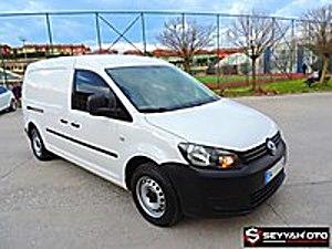 SEYYAH OTO 2015 Caddy 1.6 TDI Maxivan PEŞİNATSIZ TAMAMINA KREDİ Volkswagen Caddy 1.6 TDI Maxi Van