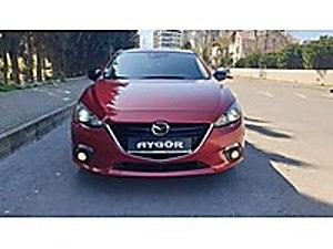 orjinal temiz kullanılmış mazda 3 otm. Mazda 3 1.5 SkyActive-G Reflex