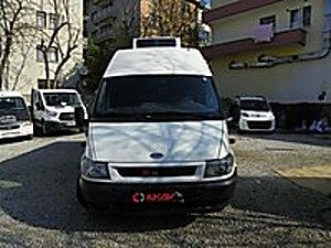 2006 MODEL FORD TRANSİT JUMBO PANEL FRİGOFİRİK 340 000 KM DE Ford Trucks Transit 430