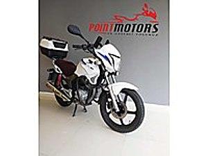 Point den senetle vade seçenekleriye ve nakite özel iskontolarla Honda CB 125