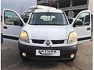 2007 MODEL 1.5 DCİ RENAULT KANGOO EXPRESSİON Renault Kangoo 1.5 dCi Expression