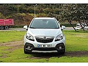 ORAS DAN 2015 MODEL OPEL MOKKA 1 4 TURBO ENJOY OTOMATİK 56 000KM Opel Mokka 1.4 Enjoy