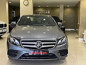 BAYİ 2020 MODEL 0 KM E200d AMG PAKET 19 JANT COMMAND BURMESTER Mercedes - Benz E Serisi E 200 d AMG
