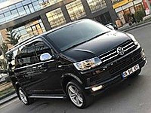 2017 VOLKWAGEN CARAVELLE 2.0 TDI 40 BİN KM HATASIZ BOYASIZ Volkswagen Caravelle 2.0 TDI BMT Trendline