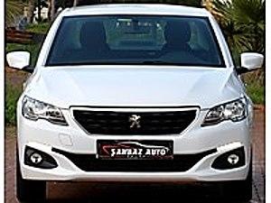 ŞAHBAZ AUTO 2018 HATASZ BOYASZ PEUGEOT 301 1.6 BLUE-HDI 48.000KM Peugeot 301 1.6 BlueHDI Active