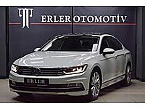 BOYASIZ TRAMERSİZ R LİNE SEDEFLİ BEYAZ CAM TAVAN BÜYÜK EKRAN Volkswagen Passat 1.4 TSI BlueMotion R Line