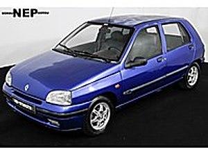 1997 CLİO 1.4 RT OTOMATİK VİTES 163 BİN KM     Renault Clio 1.4 RT
