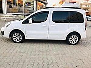 Baran auto hatasız boyasız partner Peugeot Partner 1.6 HDi Active