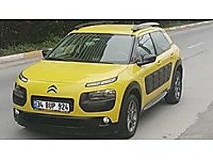 2015 C4 CACTUS FEEL DİZEL OTOMATİK ÖZEL RENK KAZASIZ MASRAFSIZ Citroën C4 Cactus C4 Cactus 1.6 e-HDi Feel