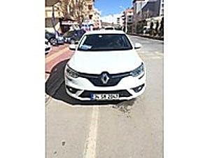 KARAMANOĞLUNDAN 18 ÇIKIŞLI MEGAN TOUCH 40 BİNDE OTOMOTİK DİZEL Renault Megane 1.5 dCi Touch